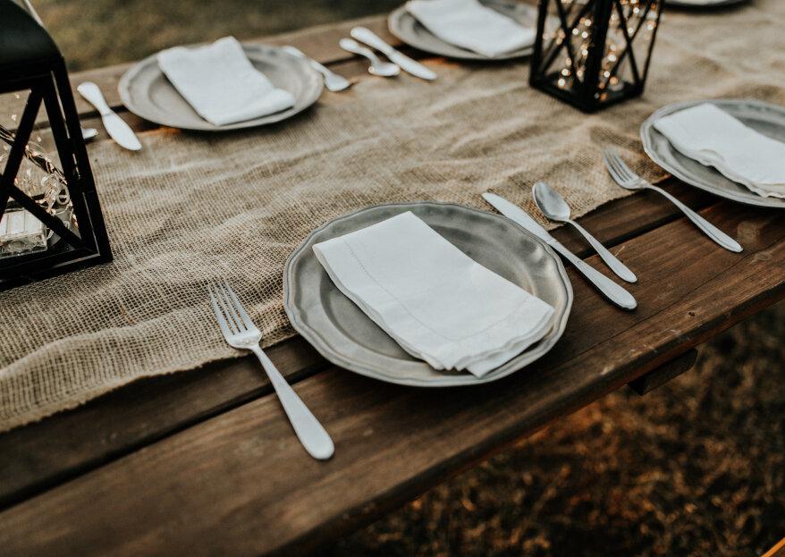 Los platos que nunca deberás servir a los invitados de tu matrimonio. ¡Los expertos aconsejan!