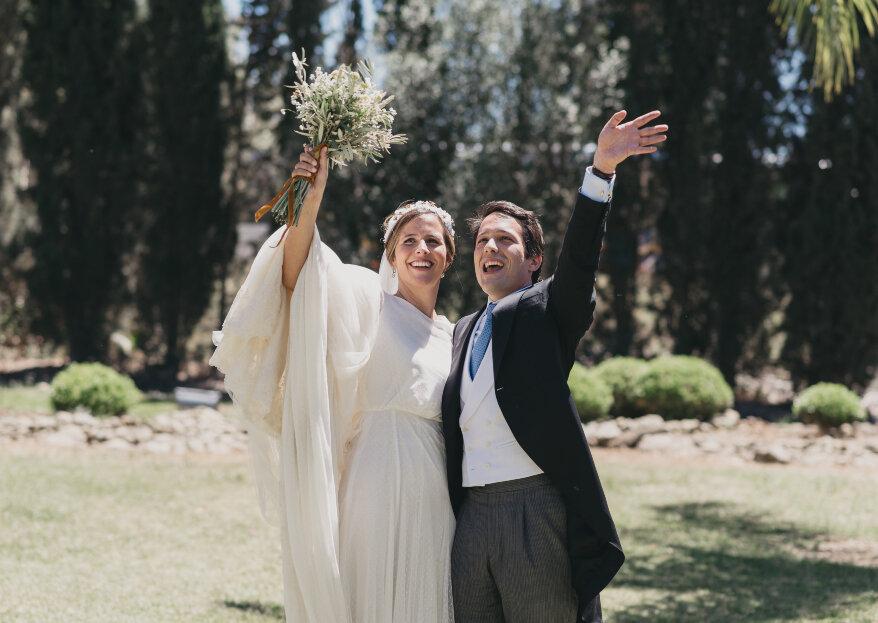Sorpresas para los novios en la boda: ideas para la ceremonia, el banquete y el baile