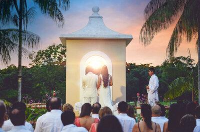 3 ventajas fotográficas de que tu boda sea en las horas de la tarde