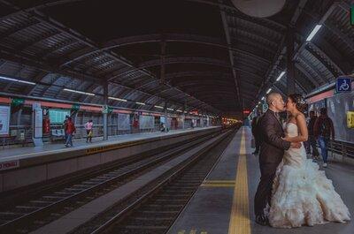 La boda de Sandra y Alfredo; ¡un enlace lleno de diversión!