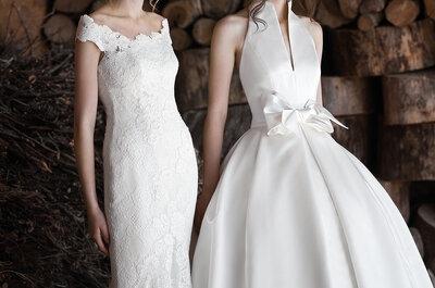 Vestidos de noiva Jesús Peiró 2016: estilo inconfundível!