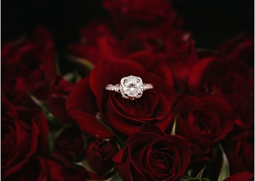 Anello fidanzamento: tutti i segreti per scegliere quello perfetto!