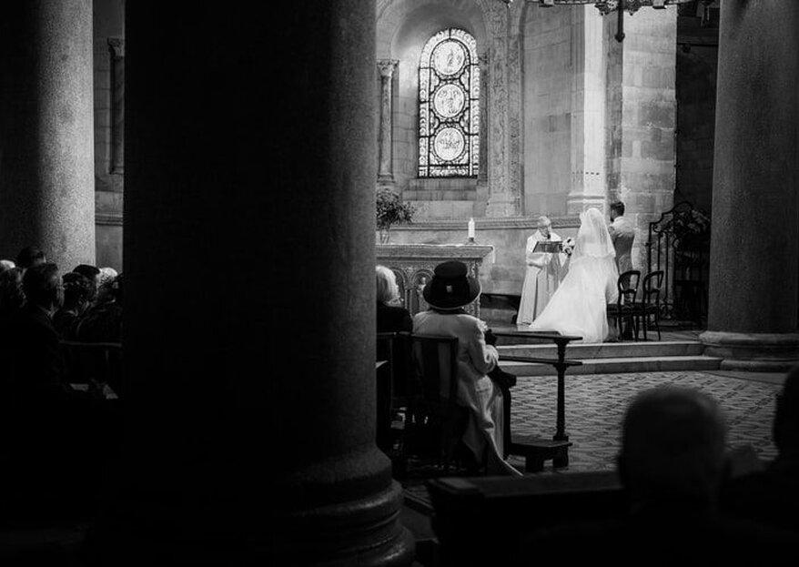 In 11 Schritten zur kirchlichen Trauung!