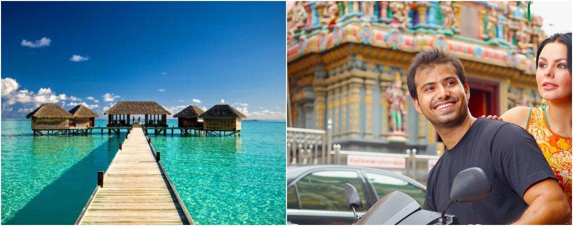 Las 5 mejores agencias de viajes de novios para visitar Tailandia