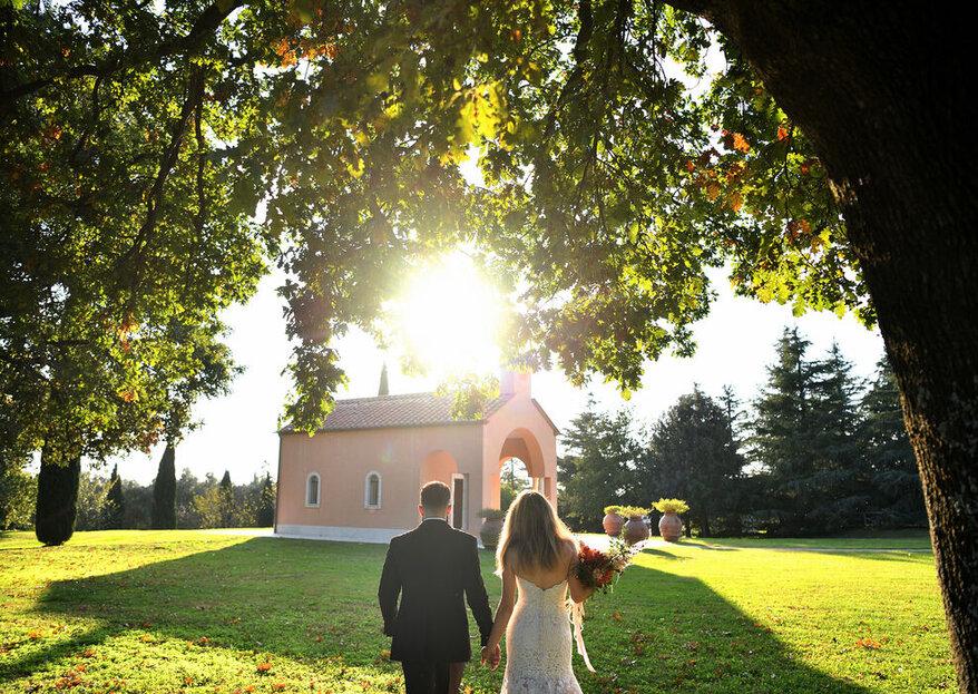 Scoprite le location per il vostro matrimonio moderno e con personalità!