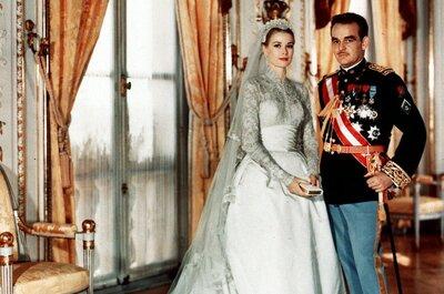 Ispirati a Grace Kelly per sfoggiare il bridal look dei tuoi sogni