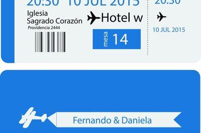 Imprime tus invitaciones de boda con los siguientes profesionales en Santiago.