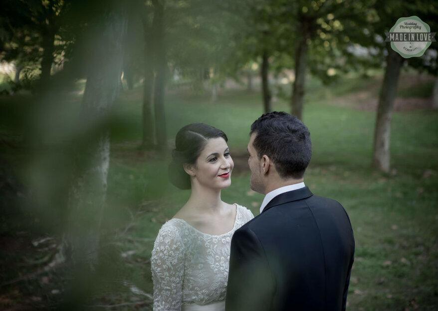 Made in Love Wedding Photography: a segurança de ter uma reportagem completa e uma recordação para a vida toda