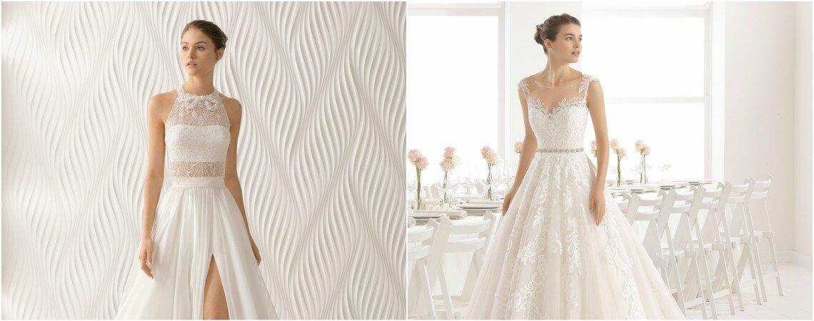 Los vestidos de las colecciones de novia 2018 más espectaculares para ti