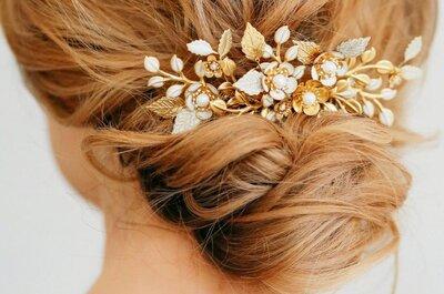 ТОП10: Свадебные аксессуары в Санкт-Петербурге: украшения для невест