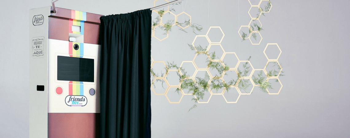 ¡Una opción creativa para tu boda! Descubre esta idea de la mano de FriendsBox