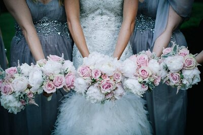Come scegliere i fiori per il tuo bouquet da sposa