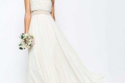 Cómo lograr un look de novia minimalista: 5 pasos para triunfar