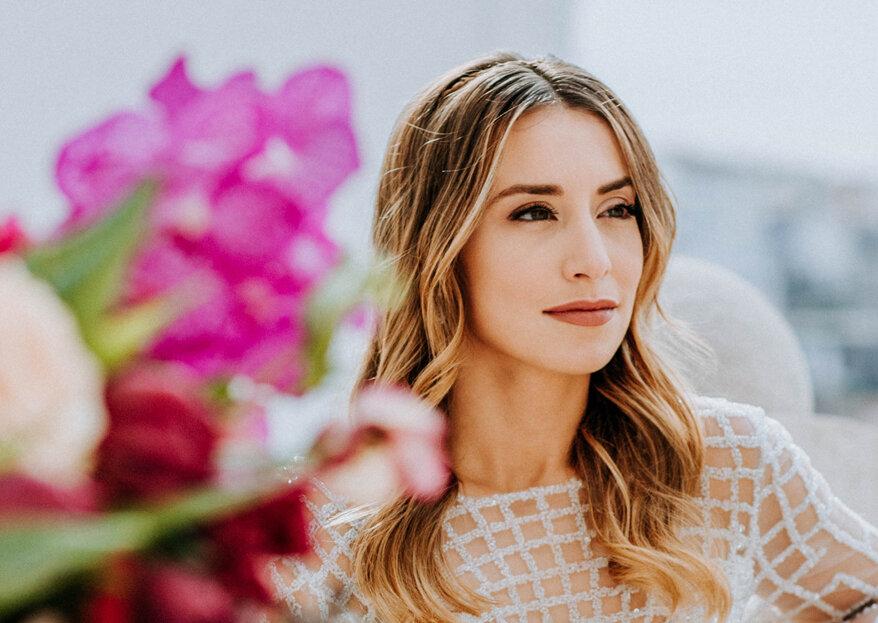 Penteados para casamento: dos mais simples aos mais elaborados, para noivas e convidadas
