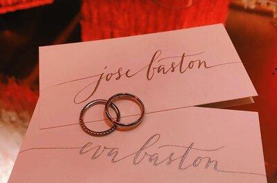 Todos los detalles de la boda de Eva Longoria y Pepe Bastón