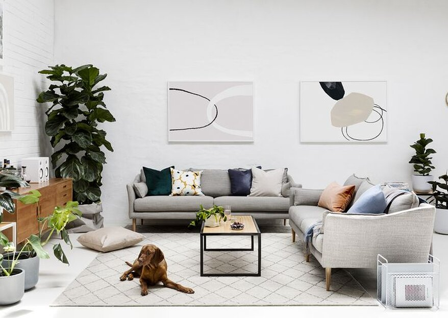 Encuentra inspiración para decorar su primera casa juntos con estas 5 cuentas de instagram