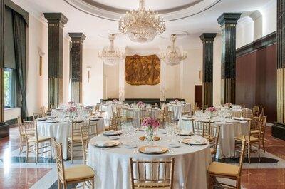 Todo para tu boda en el Hotel InterContinental Madrid, ¡conócelo ya!