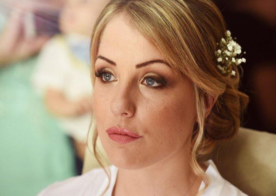 Muse Makeup: il servizio di bellezza a domicilio per le spose che vogliono essere perfette al loro matrimonio