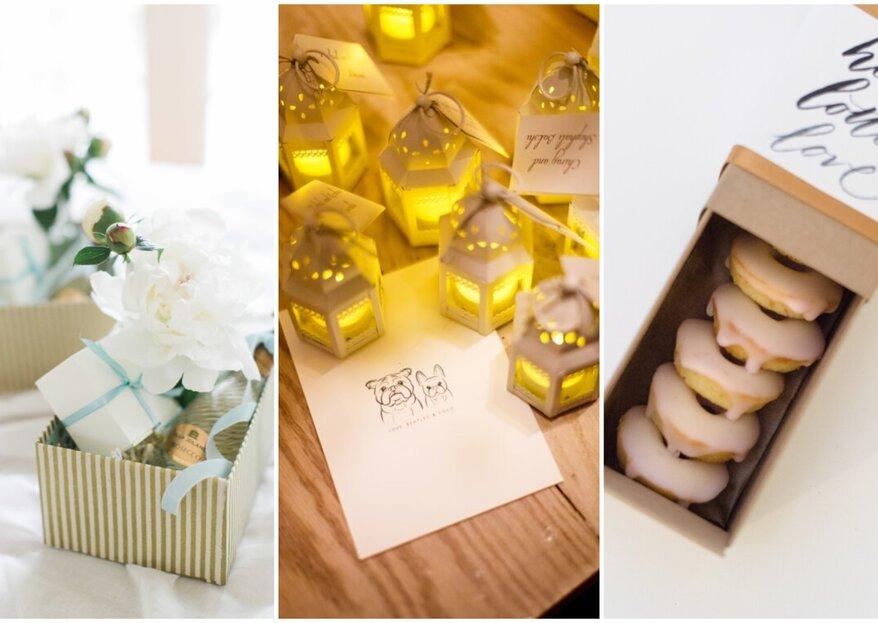 As mais lindas ideias para lembrancinhas de casamento: para todos os gostos e bolsos!