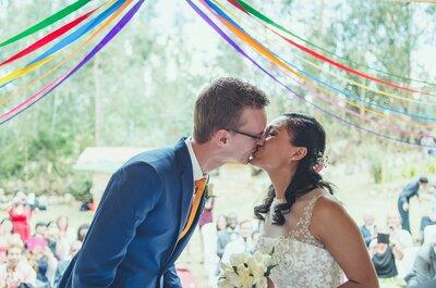 5 ventajas de celebrar tu boda al aire libre