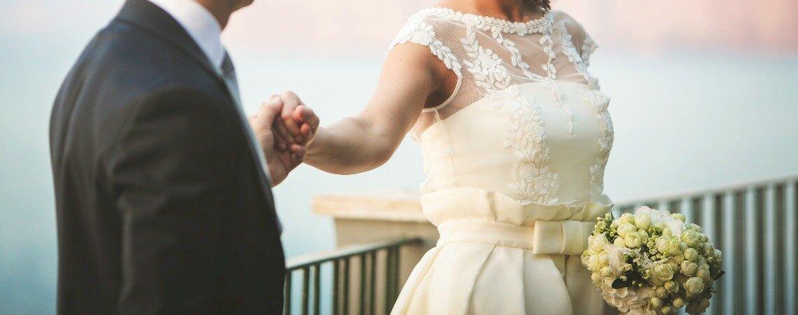 """""""Mediterranea passione"""": il matrimonio di Danilo e Giulia"""