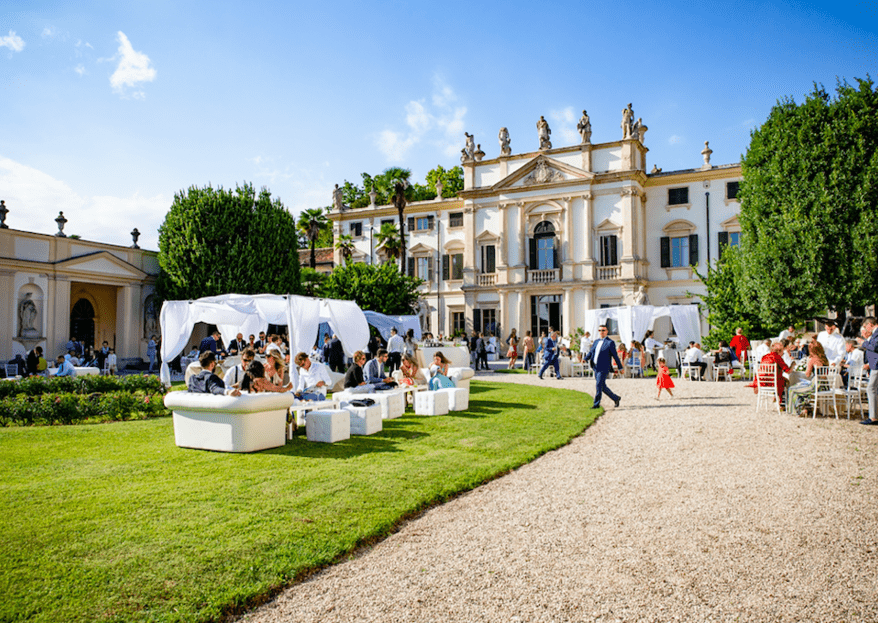 Organizza il tuo Wine Wedding a Villa Mosconi Bertani