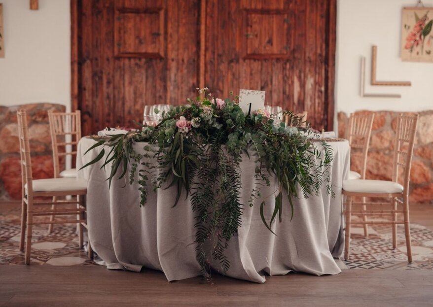 Triunfa con una boda fiesta de la mano de EveryThink! y su equipo de wedding planners