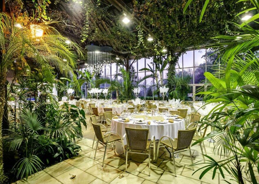 La Forêt des Arts : un cadre végétal unique pour votre mariage
