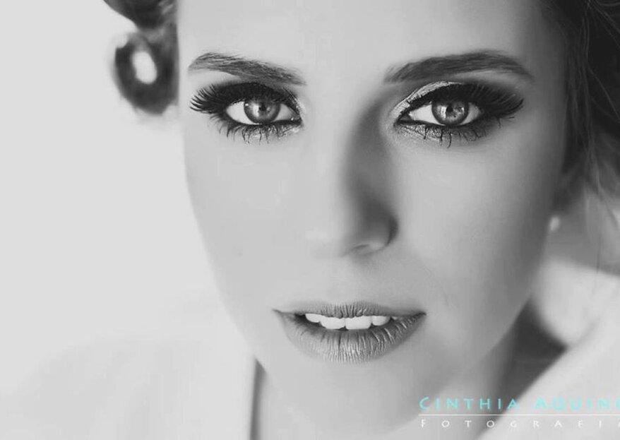 Conheça as fadas madrinhas do seu casamento: as make up artists!