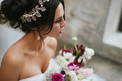 Аксессуары для невест 2017: тенденции и советы