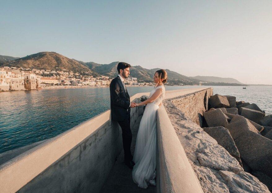 """Say """"Love"""" per immortalare il giorno del vostro matrimonio in uno scatto"""