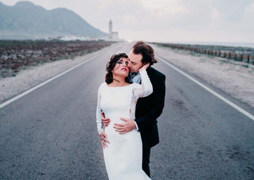 Sergio Cantos Fotografía: el arte del contraste en el reportaje de tu boda
