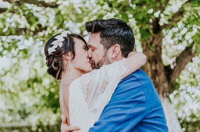 Un amor con estilo cordobés: el gran día de Eva e Isaac