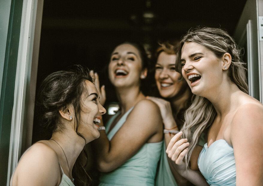 10 abwechslungsreiche Ideen für den Junggesellinnenabschied - von feiern bis relaxen ist alles dabei!