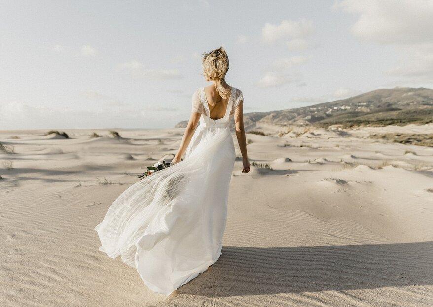 Lost & Found In The Desert: a metáfora para o amor por Mitt Photography