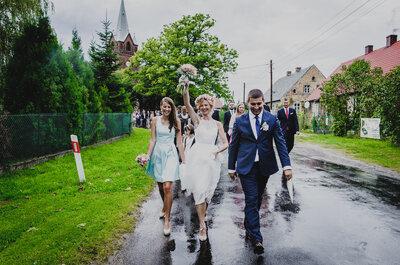 Świadkowie na ślubie – zaszczyty i obowiązki, czyli o czym należy pamiętać!