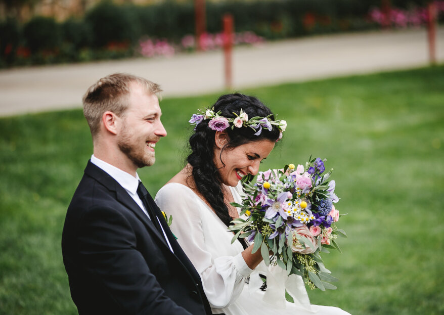 La música les unió para siempre: la boda de Rocío y Nick