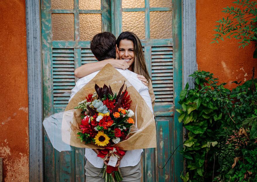 Villa Giardini lança floricultura online e incentiva consumo de flores em pandemia