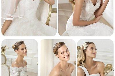 Vestidos de novia: 5 escotes que marcarán tendencia en 2014
