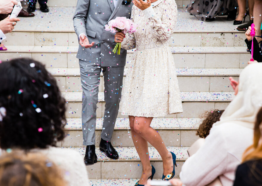 Cómo organizar el matrimonio civil que siempre soñaste