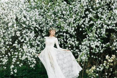 Свадьба весной : преимущества и особенности
