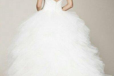 Spring 2013 Wedding Dress Trend: Portrait Backs