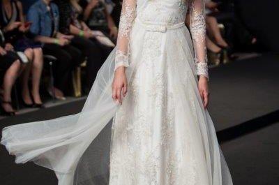 Karen Rodrigues debuta no BRIDE STYLE em grande estilo com a coleção DEUSAS DO AMOR