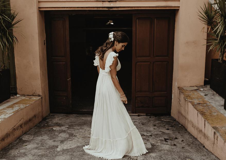 50c0ff9089 Cómo elegir el vestido de novia para mi boda por el civil. 5 pasos básicos
