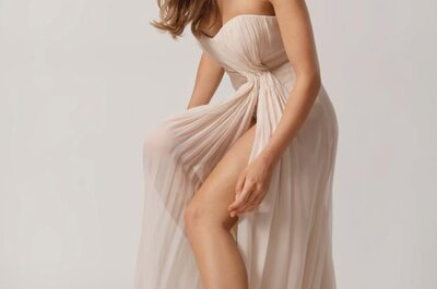 Elegante Brautkleider vom Berliner Modelabel Ha Duong
