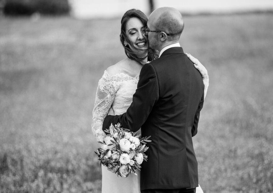 Insieme è tutto più bello: il matrimonio di Alex e Alice