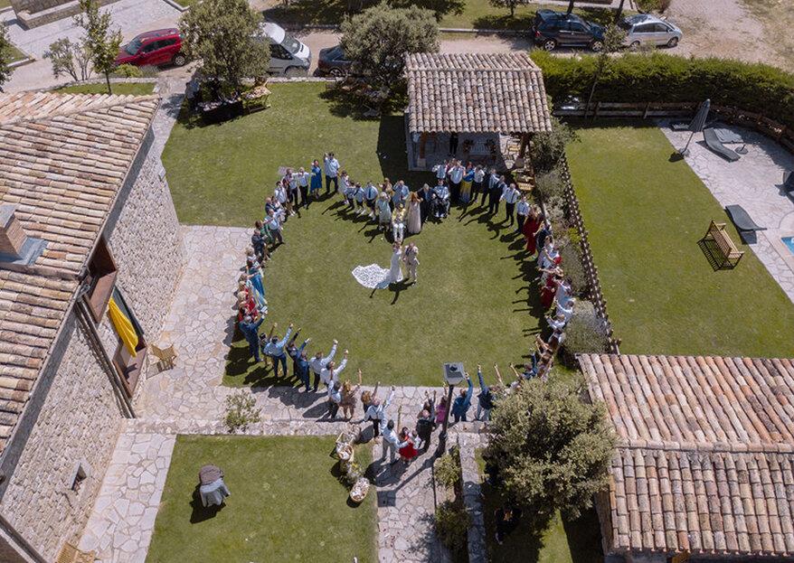 Las de Villadiego: alquila un pequeño pueblo para tu boda y triunfa en tu gran día