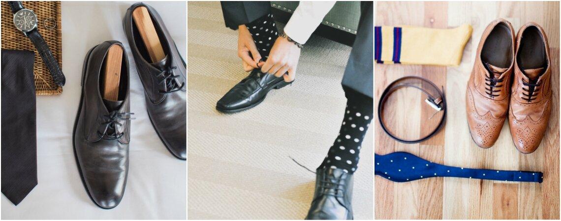 Zapatos para novio: cinco consejos para elegir el mejor calzado para hombres