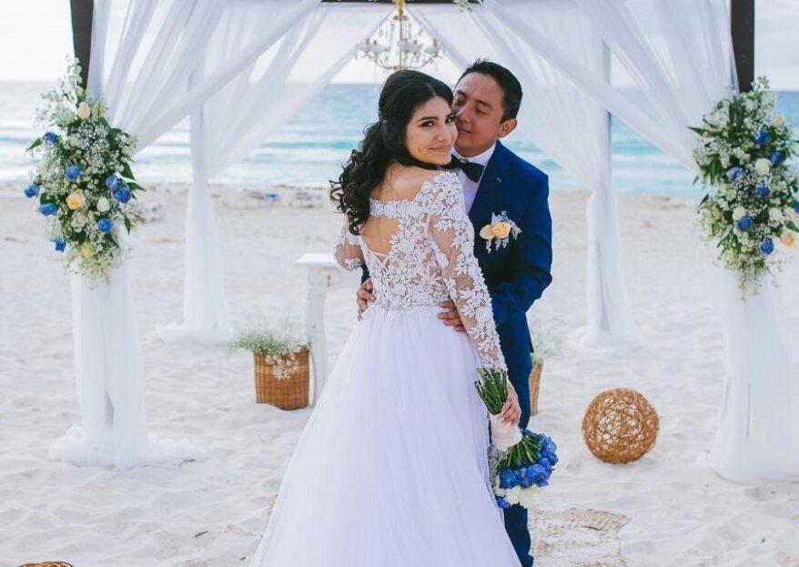 Cuteweddings México: la boda de sus sueños es posible gracias a su experiencia y esfuerzo