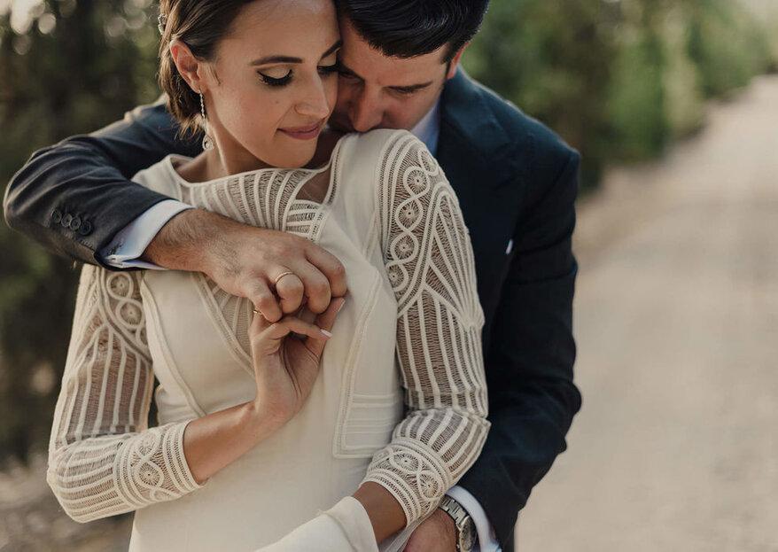 Consigue el efecto WOW en el lugar de celebración de tu boda